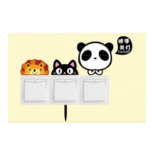 MAMAMYA Wall Stickers for Switch for Bedroom Home Decoration Under 150