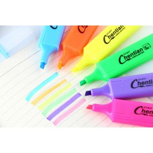 Candy colored marker