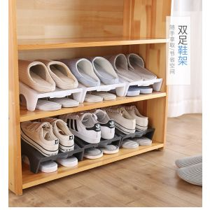 Simple space economy creative one-piece shoe holder