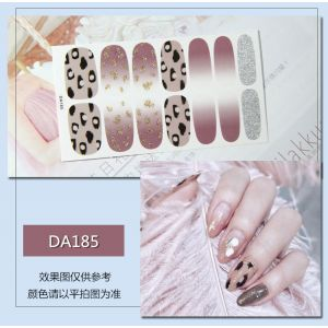 DA185 Tabby nail stickers nail art tools