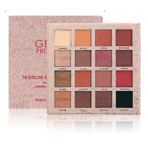 GELANZE Eyeshadow palette