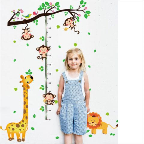 MAMAMYA Wall Stickers for Kids for Bedroom Home Decoration Under 150