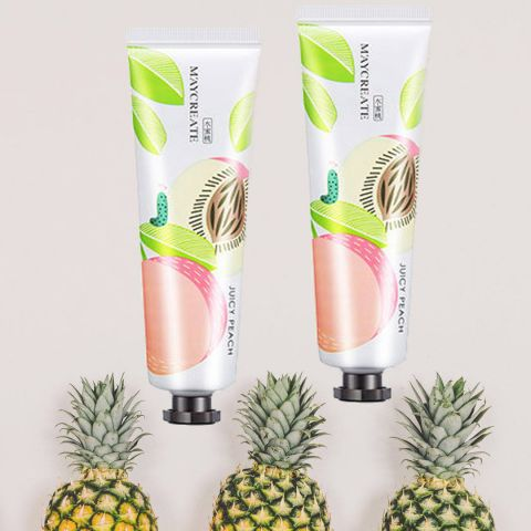 Juicy Peach Hand-cream